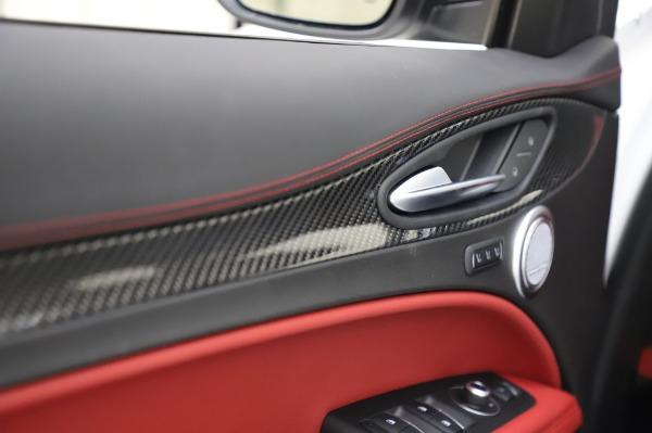 New 2020 Alfa Romeo Stelvio Quadrifoglio for sale Sold at Alfa Romeo of Greenwich in Greenwich CT 06830 27