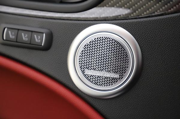 New 2020 Alfa Romeo Stelvio Quadrifoglio for sale Sold at Alfa Romeo of Greenwich in Greenwich CT 06830 28