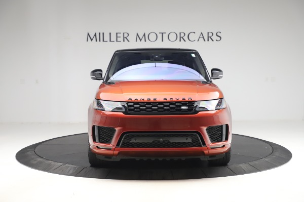 Used 2019 Land Rover Range Rover Sport Autobiography for sale Sold at Alfa Romeo of Greenwich in Greenwich CT 06830 12