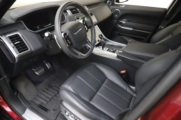 Used 2019 Land Rover Range Rover Sport Autobiography for sale Sold at Alfa Romeo of Greenwich in Greenwich CT 06830 13