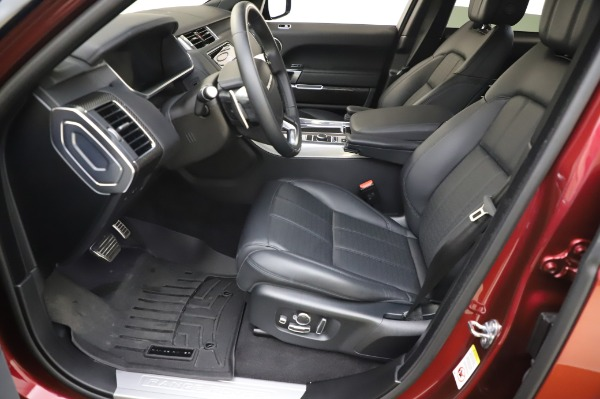 Used 2019 Land Rover Range Rover Sport Autobiography for sale Sold at Alfa Romeo of Greenwich in Greenwich CT 06830 14