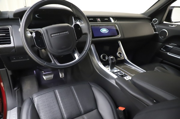Used 2019 Land Rover Range Rover Sport Autobiography for sale Sold at Alfa Romeo of Greenwich in Greenwich CT 06830 17