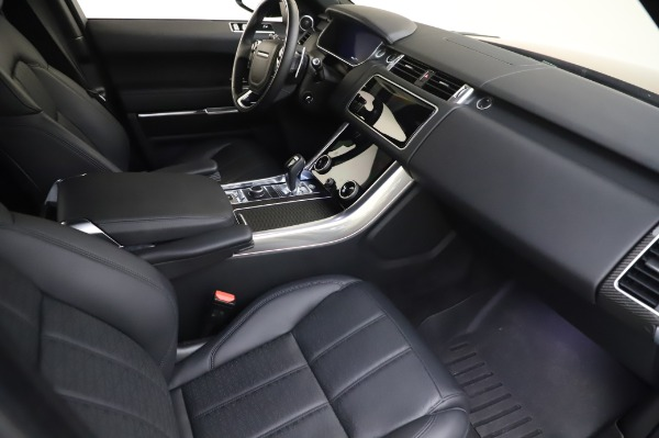 Used 2019 Land Rover Range Rover Sport Autobiography for sale Sold at Alfa Romeo of Greenwich in Greenwich CT 06830 19