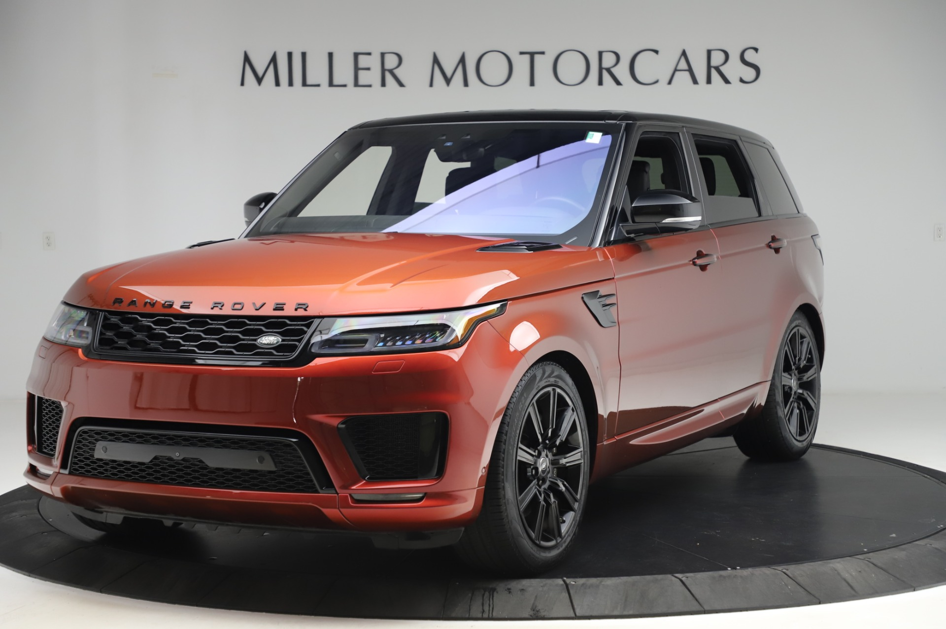 Used 2019 Land Rover Range Rover Sport Autobiography for sale Sold at Alfa Romeo of Greenwich in Greenwich CT 06830 1