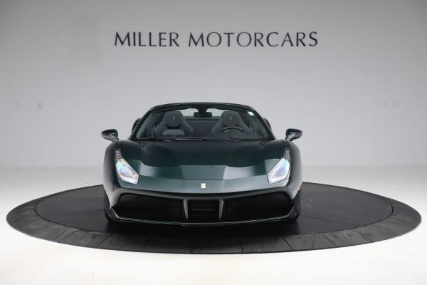 Used 2019 Ferrari 488 Spider Base for sale $329,900 at Alfa Romeo of Greenwich in Greenwich CT 06830 12
