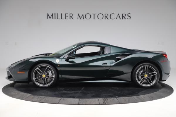 Used 2019 Ferrari 488 Spider Base for sale $329,900 at Alfa Romeo of Greenwich in Greenwich CT 06830 14