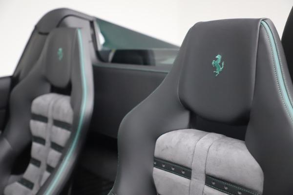 Used 2019 Ferrari 488 Spider Base for sale $329,900 at Alfa Romeo of Greenwich in Greenwich CT 06830 28