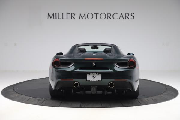Used 2019 Ferrari 488 Spider Base for sale $329,900 at Alfa Romeo of Greenwich in Greenwich CT 06830 6