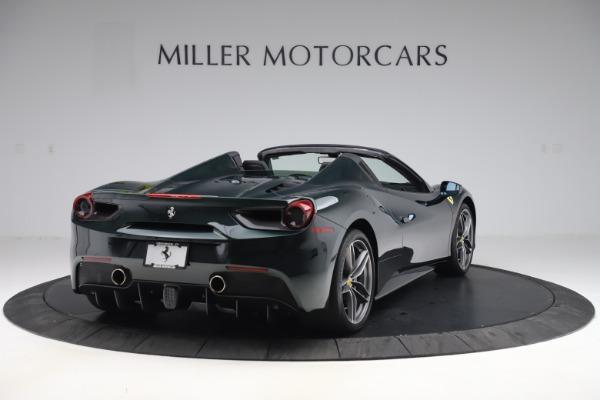 Used 2019 Ferrari 488 Spider Base for sale $329,900 at Alfa Romeo of Greenwich in Greenwich CT 06830 7