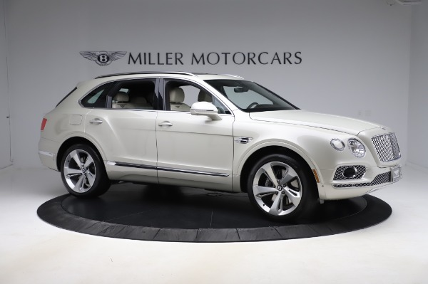 Used 2018 Bentley Bentayga Onyx Edition for sale Call for price at Alfa Romeo of Greenwich in Greenwich CT 06830 10