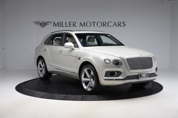 Used 2018 Bentley Bentayga Onyx Edition for sale Call for price at Alfa Romeo of Greenwich in Greenwich CT 06830 11