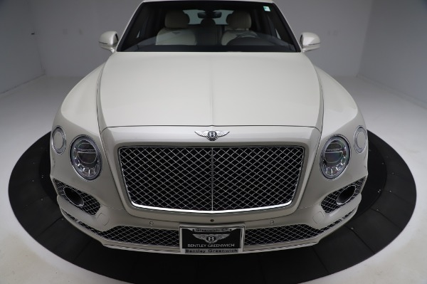 Used 2018 Bentley Bentayga Onyx Edition for sale Call for price at Alfa Romeo of Greenwich in Greenwich CT 06830 13