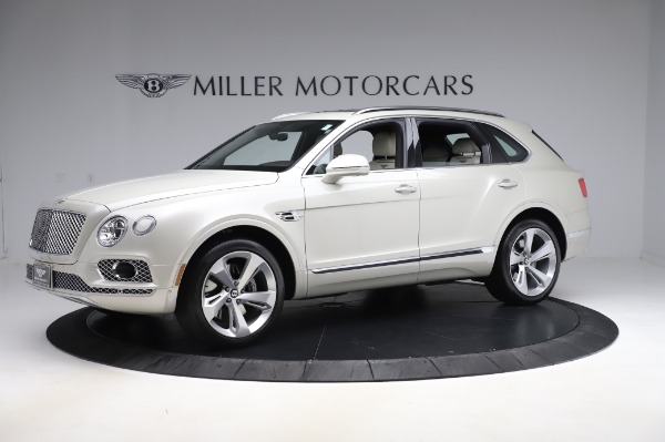 Used 2018 Bentley Bentayga Onyx Edition for sale Call for price at Alfa Romeo of Greenwich in Greenwich CT 06830 2