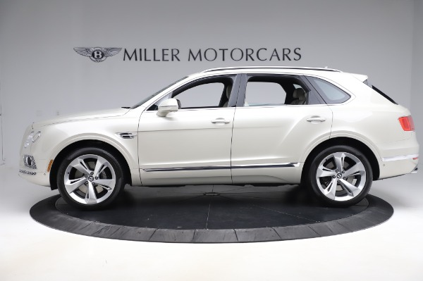 Used 2018 Bentley Bentayga Onyx Edition for sale Call for price at Alfa Romeo of Greenwich in Greenwich CT 06830 3
