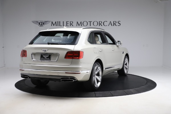 Used 2018 Bentley Bentayga Onyx Edition for sale Call for price at Alfa Romeo of Greenwich in Greenwich CT 06830 7