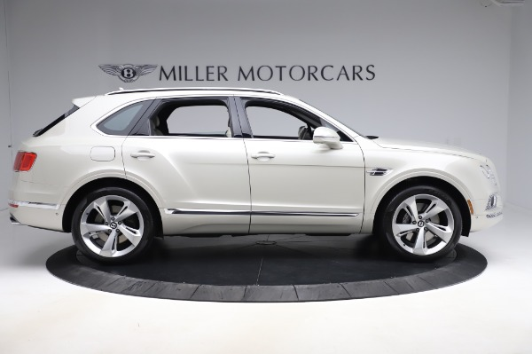 Used 2018 Bentley Bentayga Onyx Edition for sale Call for price at Alfa Romeo of Greenwich in Greenwich CT 06830 9