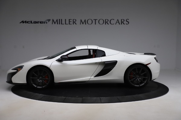 Used 2016 McLaren 650S Spider for sale $159,900 at Alfa Romeo of Greenwich in Greenwich CT 06830 18