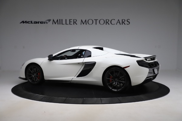 Used 2016 McLaren 650S Spider for sale $159,900 at Alfa Romeo of Greenwich in Greenwich CT 06830 19