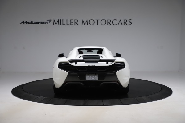 Used 2016 McLaren 650S Spider for sale $159,900 at Alfa Romeo of Greenwich in Greenwich CT 06830 21
