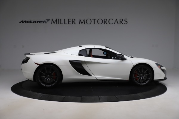 Used 2016 McLaren 650S Spider for sale $159,900 at Alfa Romeo of Greenwich in Greenwich CT 06830 24