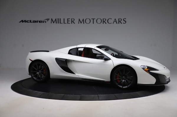 Used 2016 McLaren 650S Spider for sale $159,900 at Alfa Romeo of Greenwich in Greenwich CT 06830 25