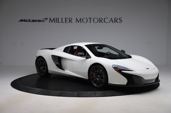 Used 2016 McLaren 650S Spider for sale $159,900 at Alfa Romeo of Greenwich in Greenwich CT 06830 26