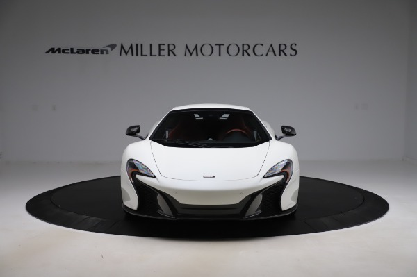Used 2016 McLaren 650S Spider for sale $159,900 at Alfa Romeo of Greenwich in Greenwich CT 06830 27