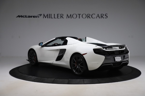 Used 2016 McLaren 650S Spider for sale $159,900 at Alfa Romeo of Greenwich in Greenwich CT 06830 5