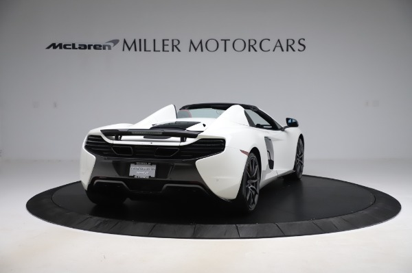 Used 2016 McLaren 650S Spider for sale $159,900 at Alfa Romeo of Greenwich in Greenwich CT 06830 7