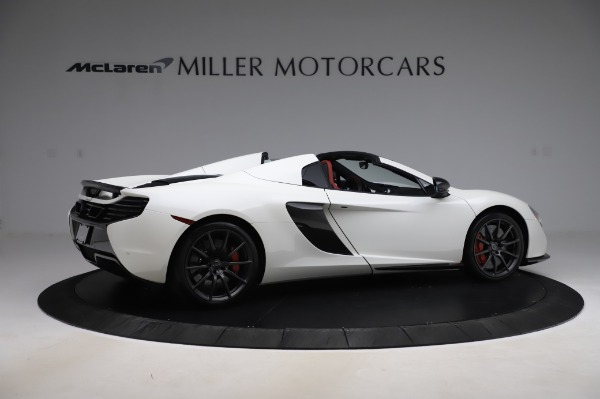 Used 2016 McLaren 650S Spider for sale $159,900 at Alfa Romeo of Greenwich in Greenwich CT 06830 9