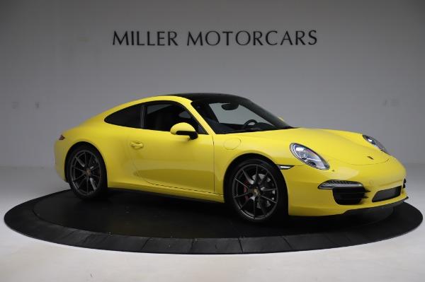 Used 2013 Porsche 911 Carrera 4S for sale $74,900 at Alfa Romeo of Greenwich in Greenwich CT 06830 10