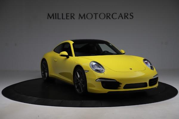 Used 2013 Porsche 911 Carrera 4S for sale $74,900 at Alfa Romeo of Greenwich in Greenwich CT 06830 11