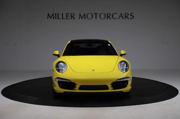 Used 2013 Porsche 911 Carrera 4S for sale $74,900 at Alfa Romeo of Greenwich in Greenwich CT 06830 12