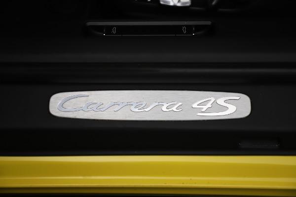 Used 2013 Porsche 911 Carrera 4S for sale $74,900 at Alfa Romeo of Greenwich in Greenwich CT 06830 17