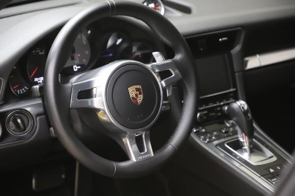 Used 2013 Porsche 911 Carrera 4S for sale $74,900 at Alfa Romeo of Greenwich in Greenwich CT 06830 18