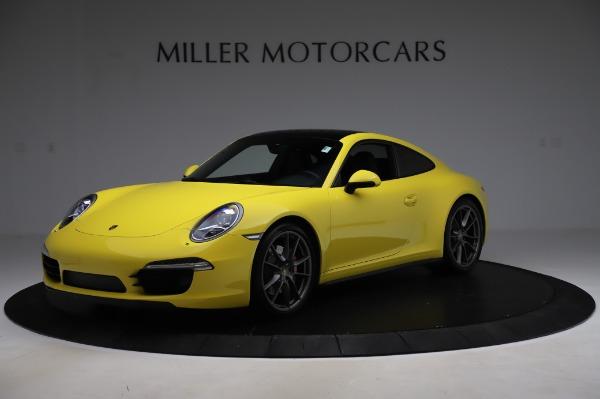 Used 2013 Porsche 911 Carrera 4S for sale $74,900 at Alfa Romeo of Greenwich in Greenwich CT 06830 2