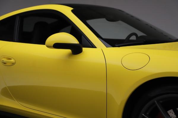 Used 2013 Porsche 911 Carrera 4S for sale $74,900 at Alfa Romeo of Greenwich in Greenwich CT 06830 28
