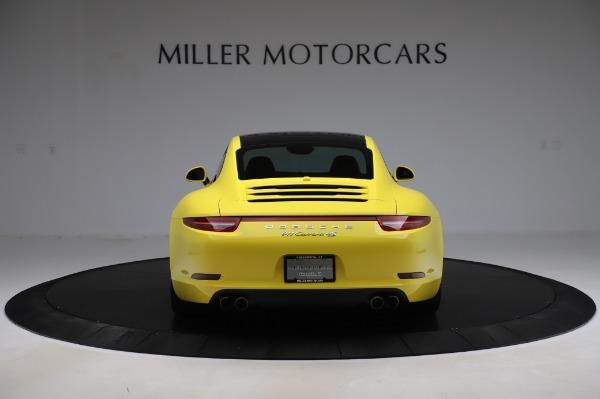 Used 2013 Porsche 911 Carrera 4S for sale $74,900 at Alfa Romeo of Greenwich in Greenwich CT 06830 6