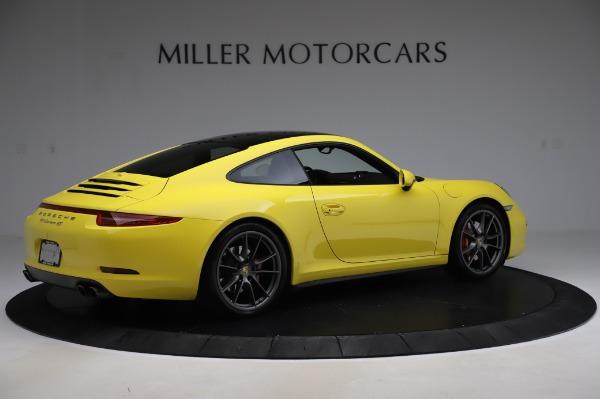 Used 2013 Porsche 911 Carrera 4S for sale $74,900 at Alfa Romeo of Greenwich in Greenwich CT 06830 8