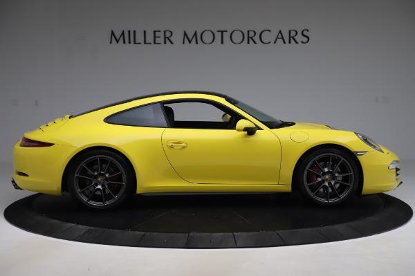 Used 2013 Porsche 911 Carrera 4S for sale $74,900 at Alfa Romeo of Greenwich in Greenwich CT 06830 9
