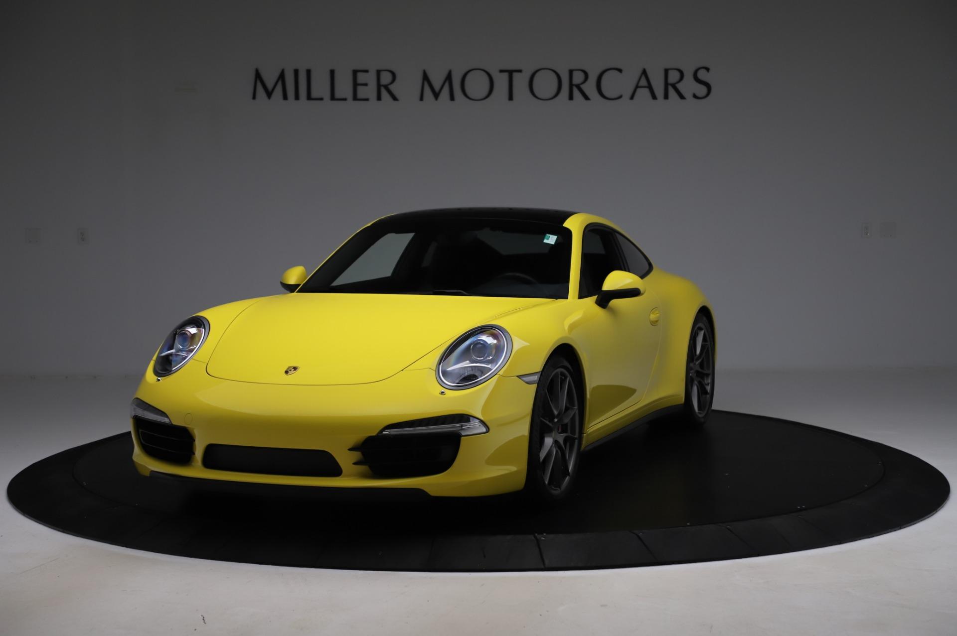 Used 2013 Porsche 911 Carrera 4S for sale $74,900 at Alfa Romeo of Greenwich in Greenwich CT 06830 1