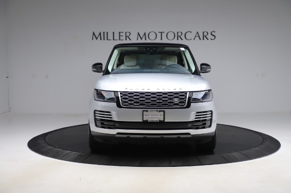 Used 2019 Land Rover Range Rover Supercharged LWB for sale Sold at Alfa Romeo of Greenwich in Greenwich CT 06830 12