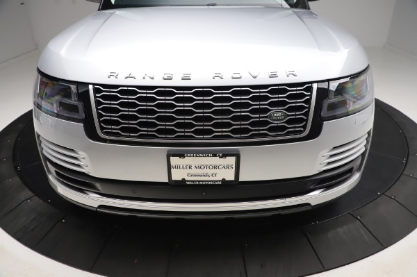 Used 2019 Land Rover Range Rover Supercharged LWB for sale Sold at Alfa Romeo of Greenwich in Greenwich CT 06830 26
