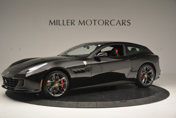 Used 2018 Ferrari GTC4Lusso T for sale $195,900 at Alfa Romeo of Greenwich in Greenwich CT 06830 2