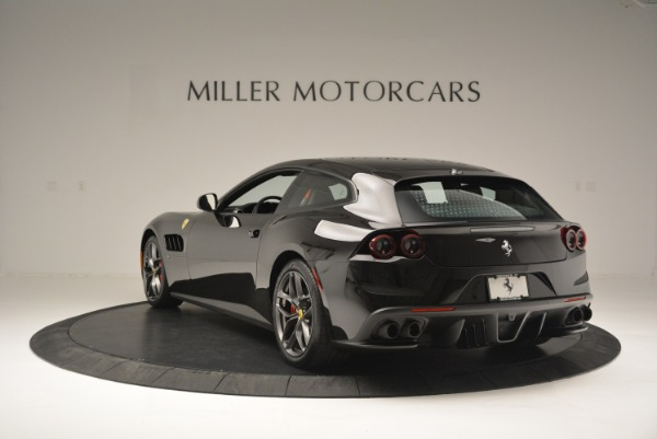 Used 2018 Ferrari GTC4Lusso T for sale $195,900 at Alfa Romeo of Greenwich in Greenwich CT 06830 5