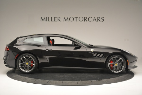 Used 2018 Ferrari GTC4Lusso T for sale $195,900 at Alfa Romeo of Greenwich in Greenwich CT 06830 9