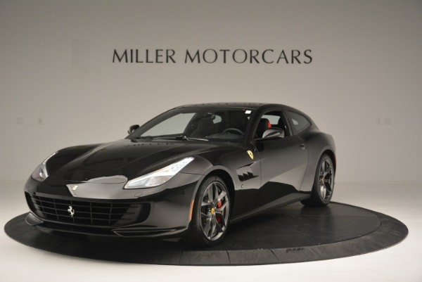 Used 2018 Ferrari GTC4Lusso T for sale $195,900 at Alfa Romeo of Greenwich in Greenwich CT 06830 1