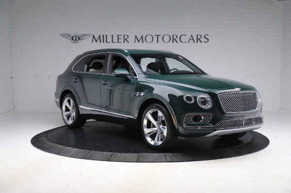 Used 2020 Bentley Bentayga V8 for sale Sold at Alfa Romeo of Greenwich in Greenwich CT 06830 11