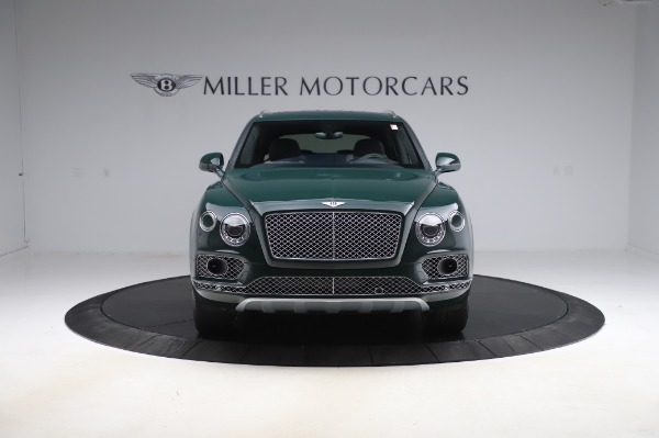 Used 2020 Bentley Bentayga V8 for sale Sold at Alfa Romeo of Greenwich in Greenwich CT 06830 12