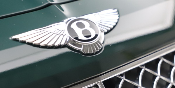 Used 2020 Bentley Bentayga V8 for sale Sold at Alfa Romeo of Greenwich in Greenwich CT 06830 13